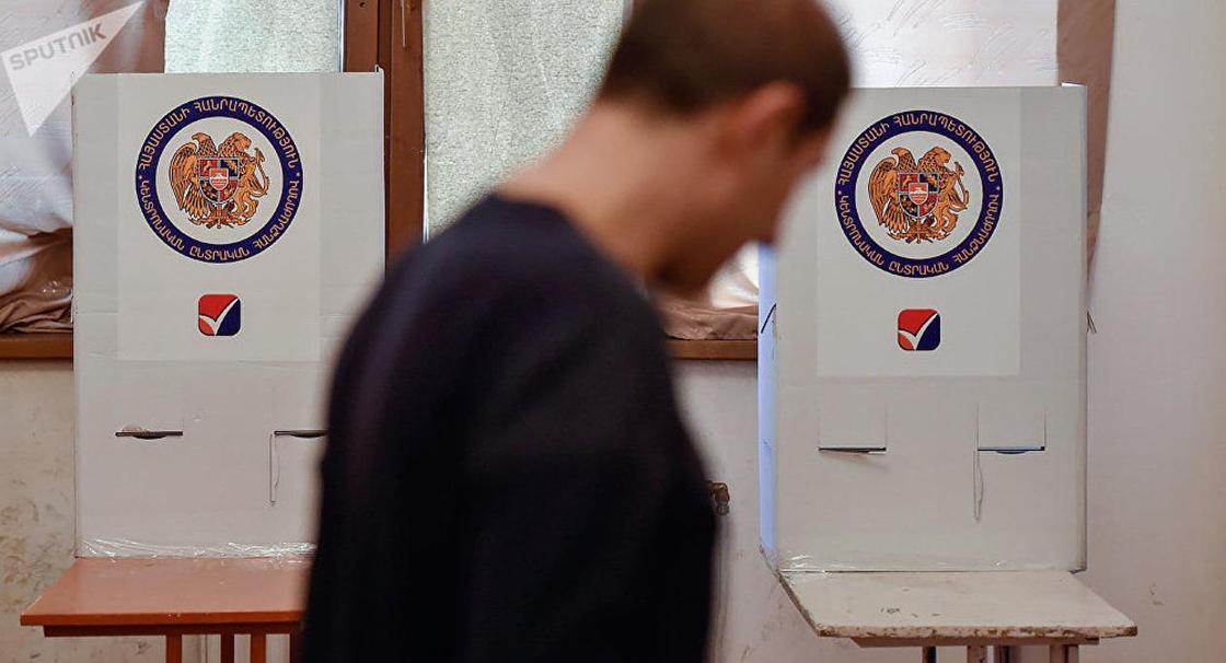 Выборы в Армении: блок Пашиняна набирает более 70% голосов