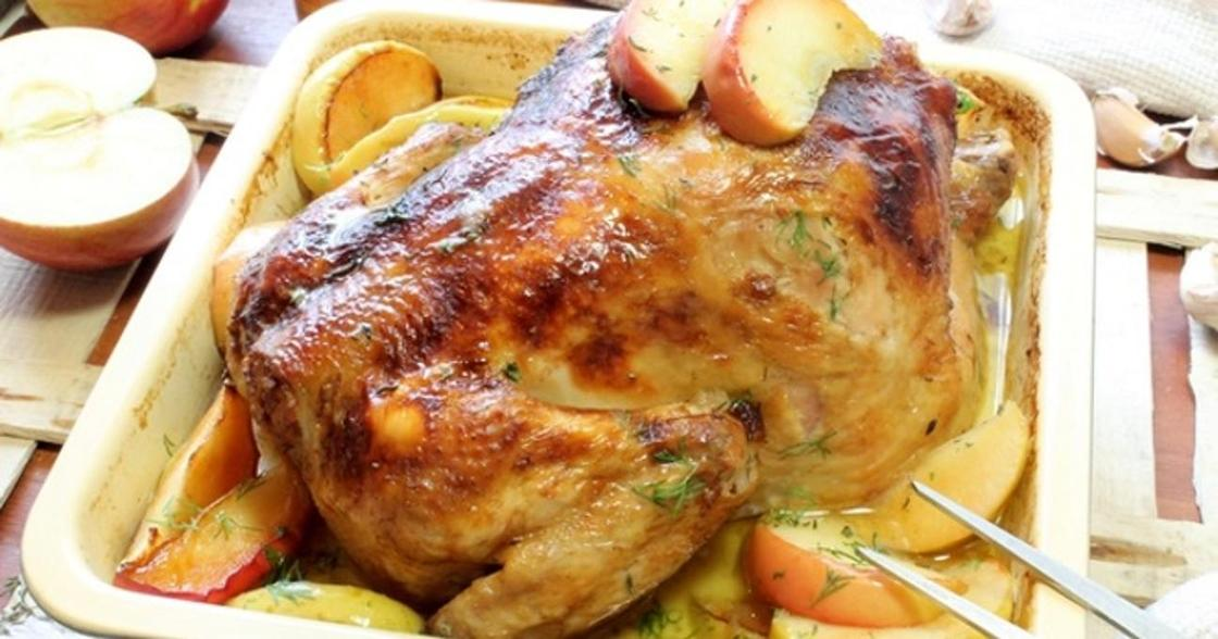 Курица: рецепты в духовке