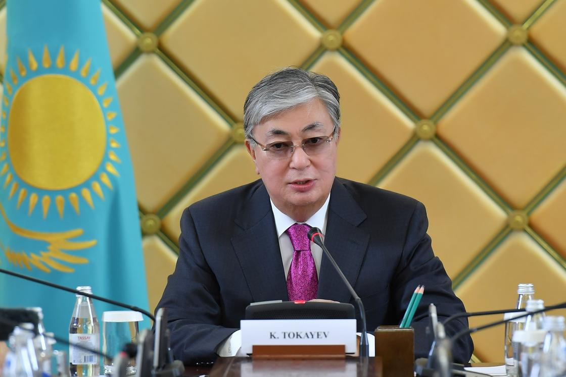 Токаев реорганизовал три министерства в Казахстане
