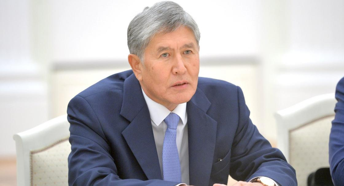 Алмазбек Атамбаевтың денсаулық жағдайы жақсарды