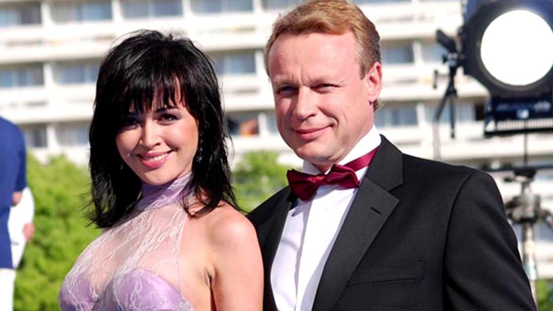 Сергей Жигунов и актриса Заворотнюк