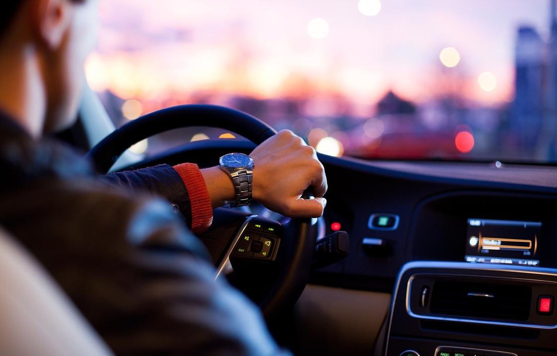 Впервые с момента ужесточения закона арестовали нетрезвого водителя в Караганде