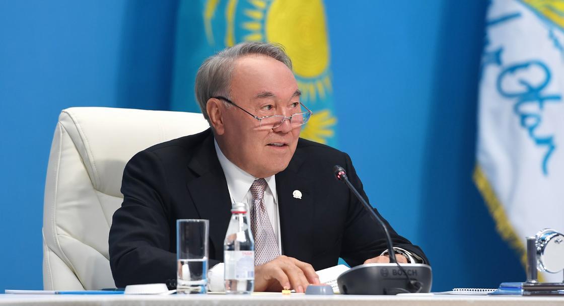 Путин Назарбаевқа арнайы видео жолдады