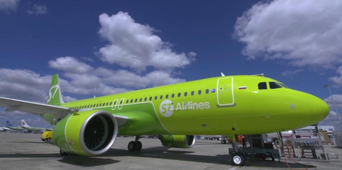 Отказал двигатель: самолет компании S7 с пассажирами на борту аварийно сел в Астахане