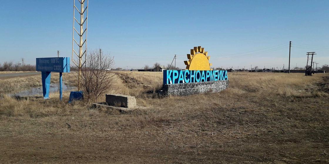 Павлодар облысында баланың үстіне футбол қақпасы құлап кетті