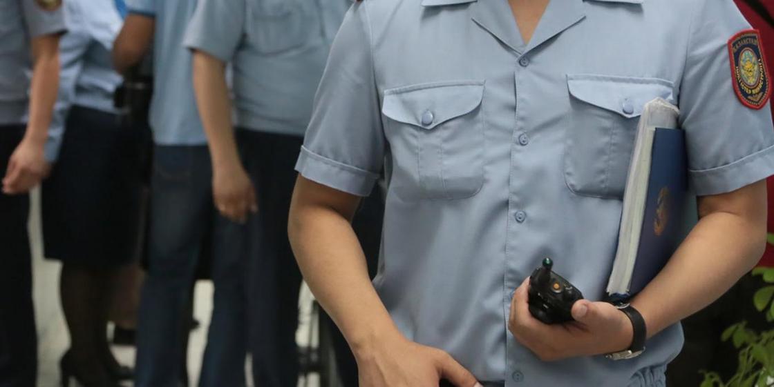 Полицейский найден мертвым: замначальника ДП отстранили от должности в Павлодарской области