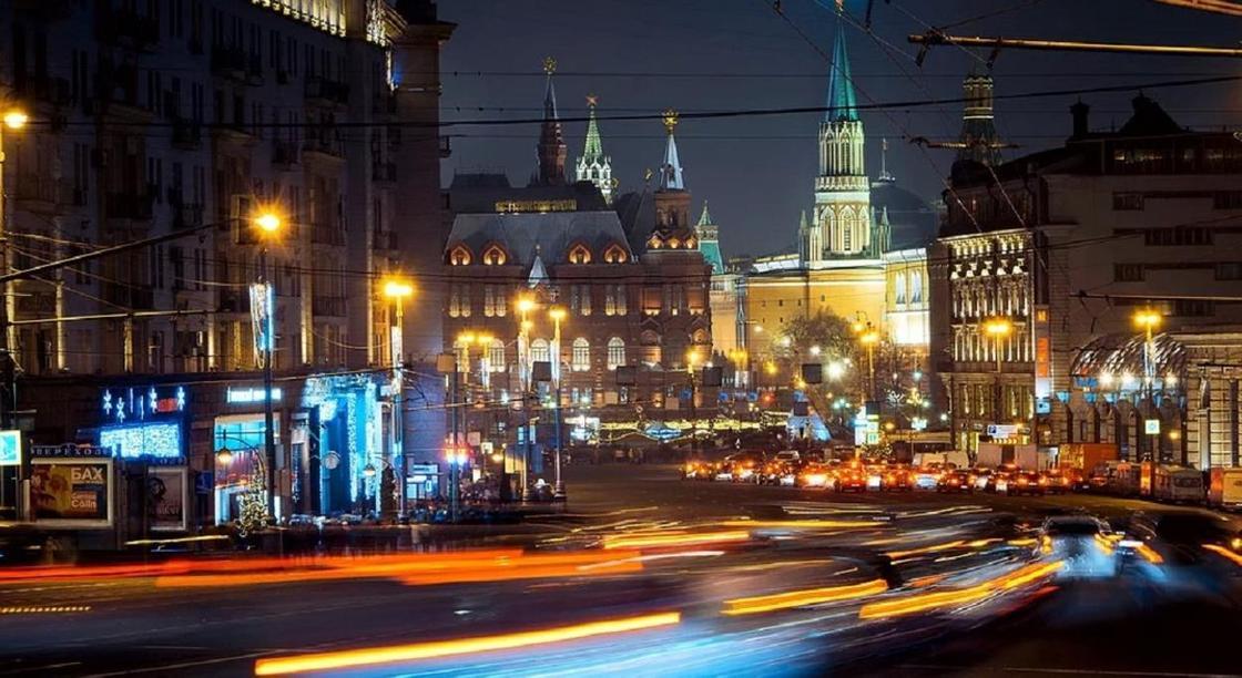 Стрельбу снова открыли в Москве