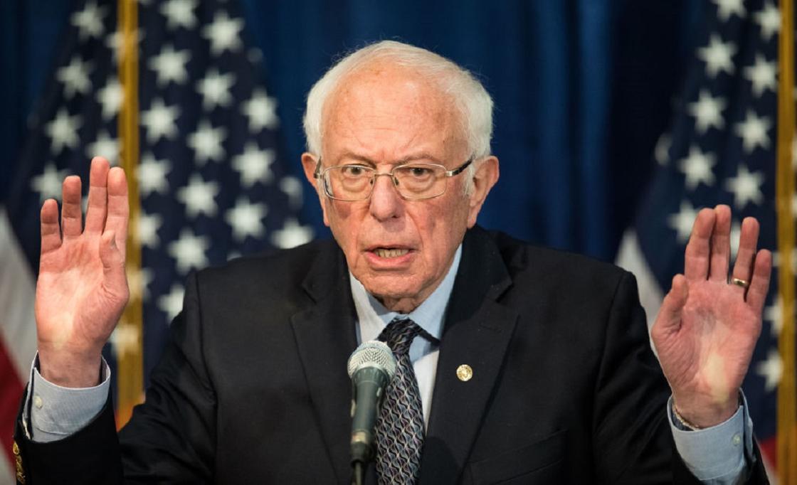 США: Берни Сандерс приостановил свою президентскую кампанию