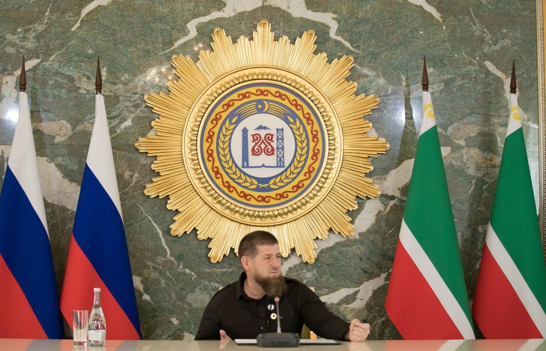 Рамзан Кадыров. Фото: telegram/RKadyrov_95