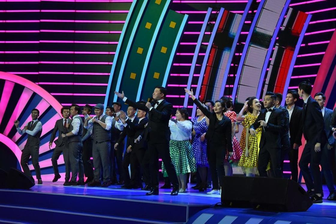 Казахстанский КВН: в Астане выбрали лучшую юмористическую команду