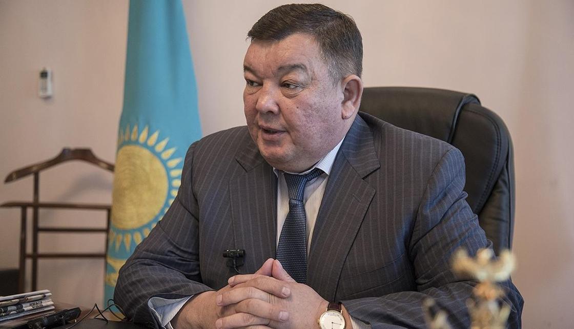 Бағдат Манзоров. Фото: baribar.kz