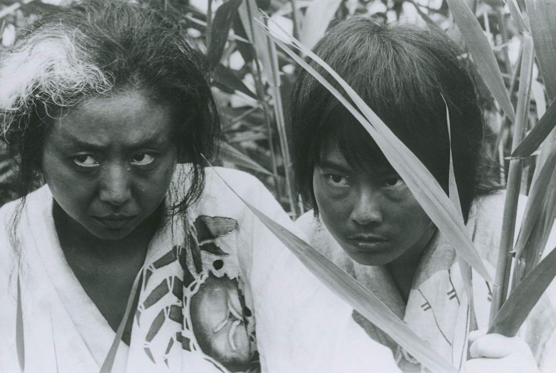 Японские фильмы ужасов: Женщина-демон