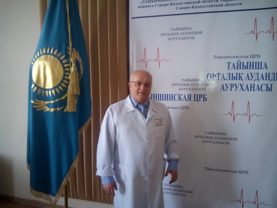 Анатолий Рафальский: Статус нашей больницы обязывает нас оказывать услуги качественно