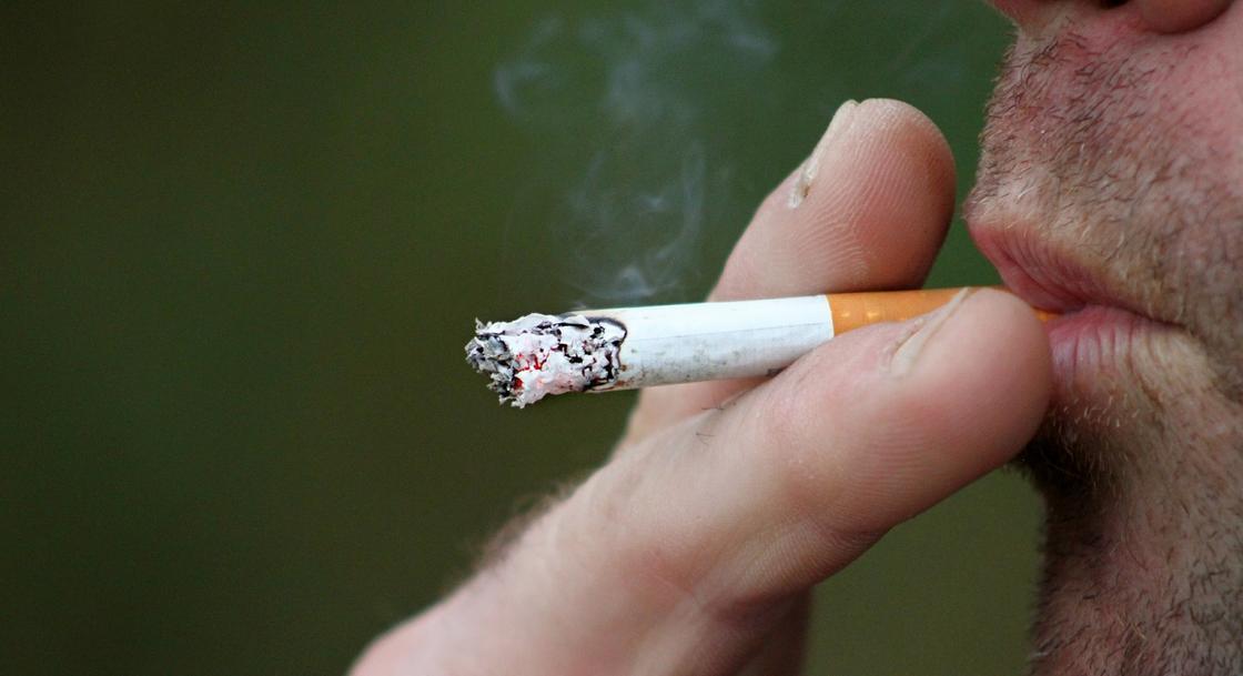 Курение может утяжелить течение Covid-19