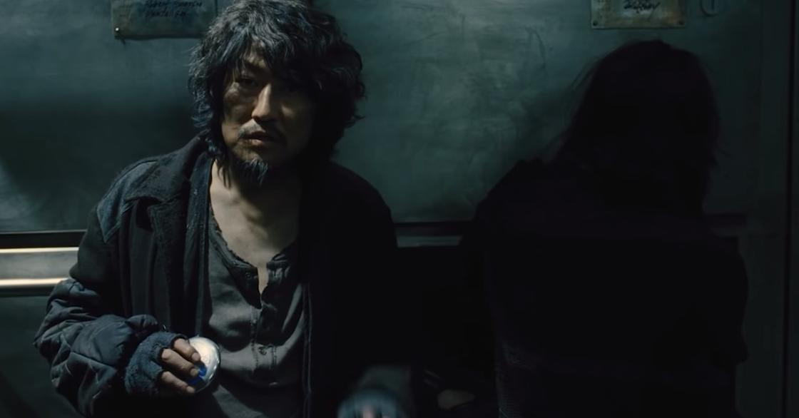 Сон Кан Хо в роли Намгун Мин Су («Сквозь снег»)
