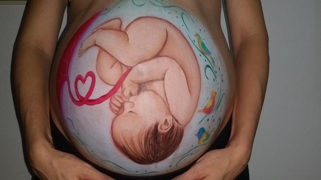21 неделя беременности: что происходит с малышом и будущей мамой