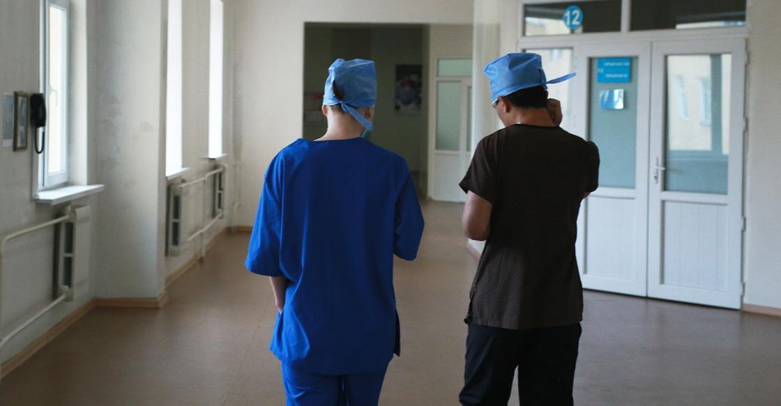 Являются ли врачи разносчиками COVID-19 , рассказали в управздраве Алматы