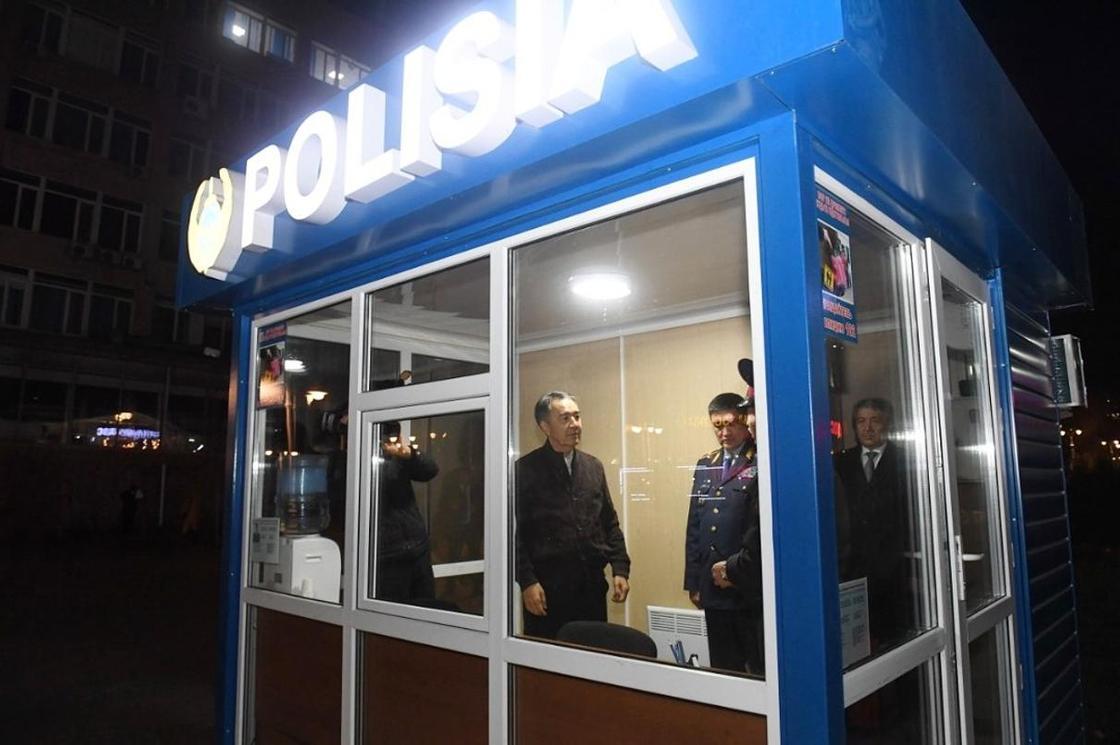 Сагинтаев обрушился с критикой на Кудебаева после внезапной проверки