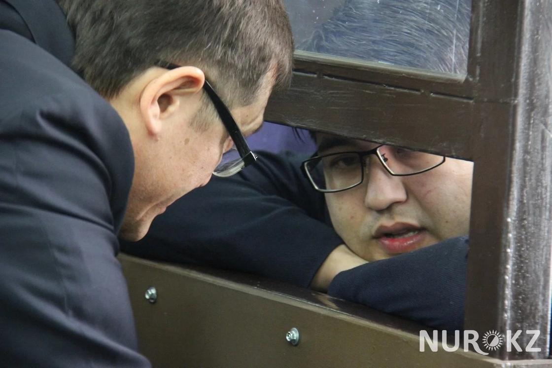 Почему осужденный Бишимбаев не работает в колонии, пояснили в КУИС