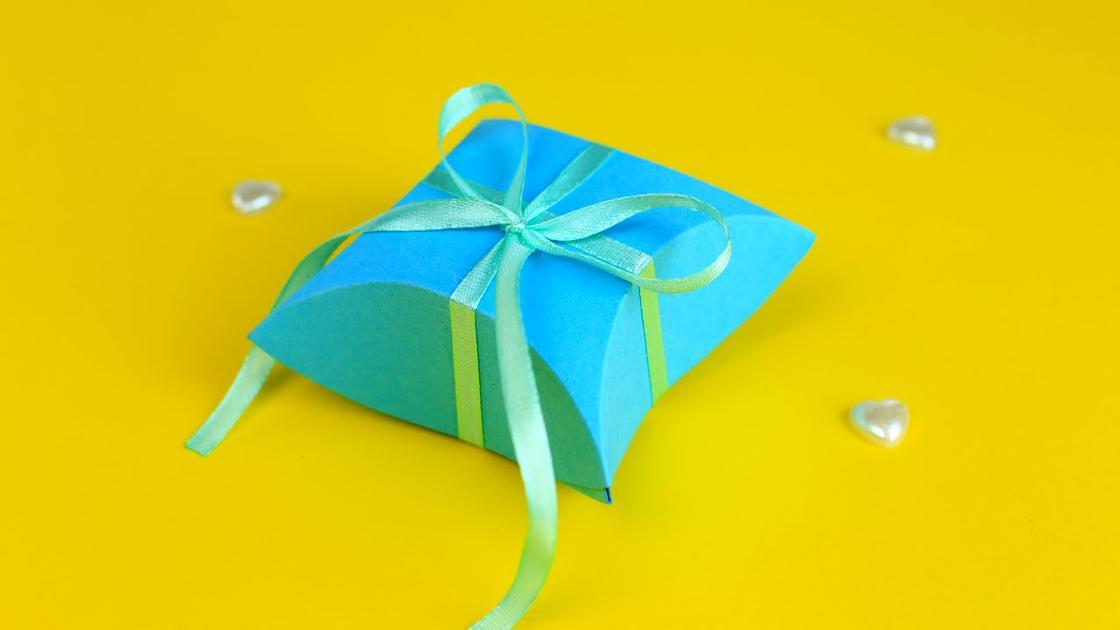 Коробка своими руками на день рождения