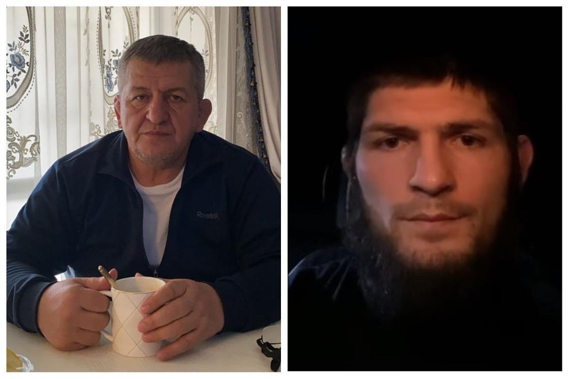 """""""Состояние очень тяжелое"""": Хабиб Нурмагомедов впервые высказался о болезни отца"""