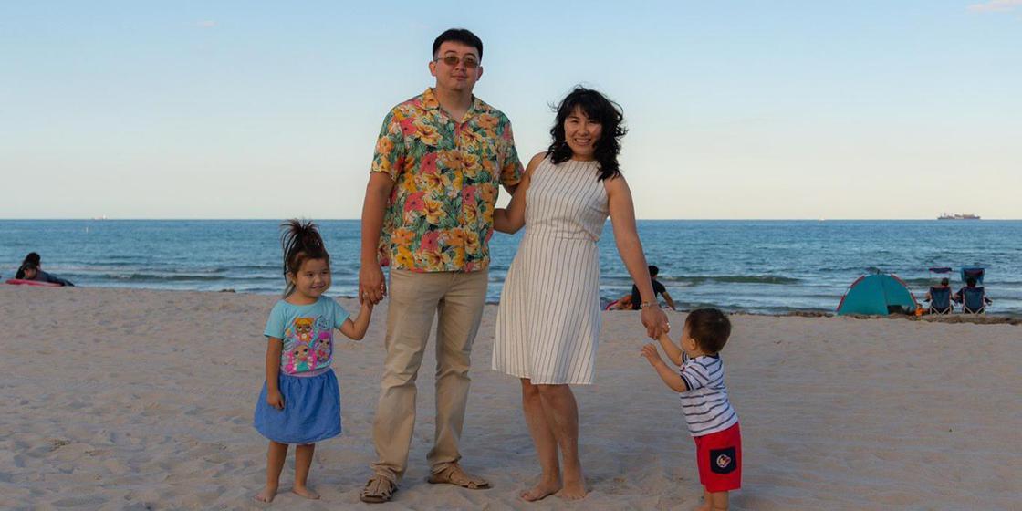 """05.05 """"Родить здорового ребенка и получить гражданство"""": казахстанка рассказала о родах в США"""