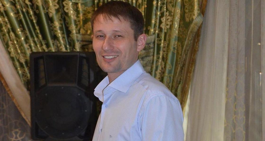 Алексей Кудиенко. Фото: facebook
