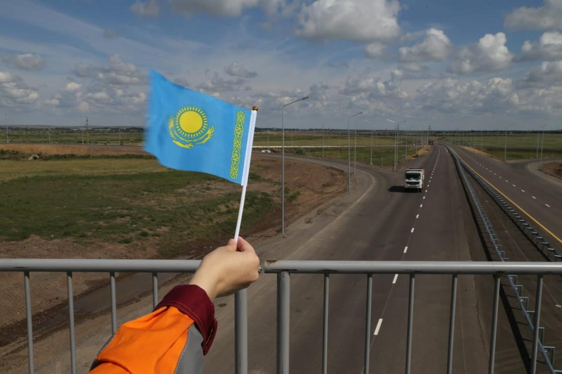 В Караганде официально открыли Северо-Восточный обход