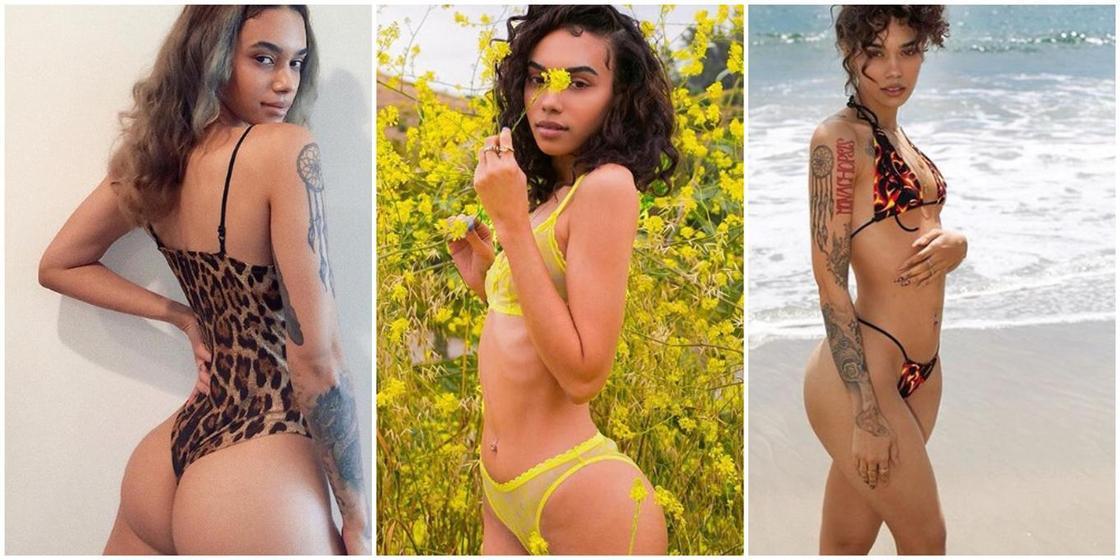 10 фото сексуальной модели, которая обхитрила Рианну и забрала ее бывшего
