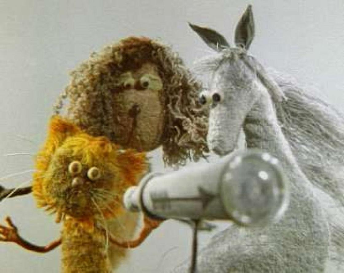 Кадр из мультфильма «Большой секрет для маленькой компании»