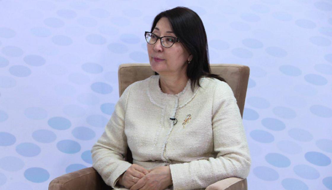 Ләззат Ақтаева Денсаулық сақтау вице-министрі қызметінен босатылды