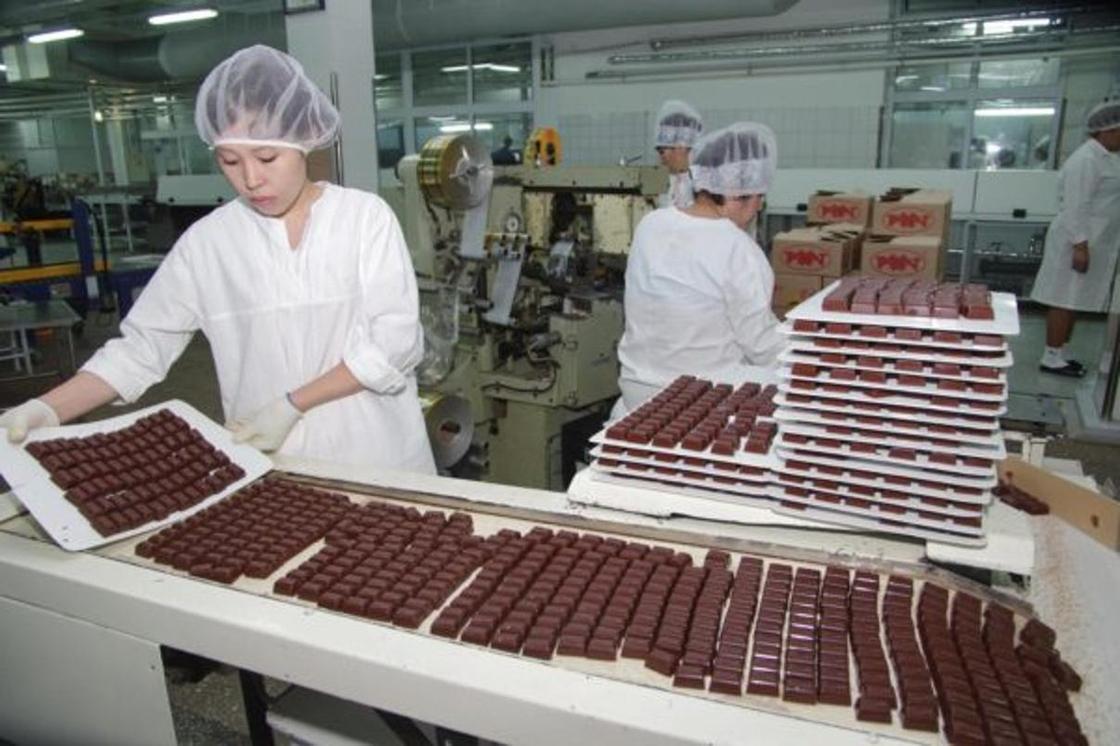Что экспортирует Казахстан в другие страны