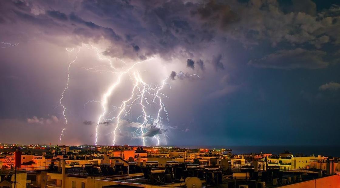 Погода в Алматы на 7 октября