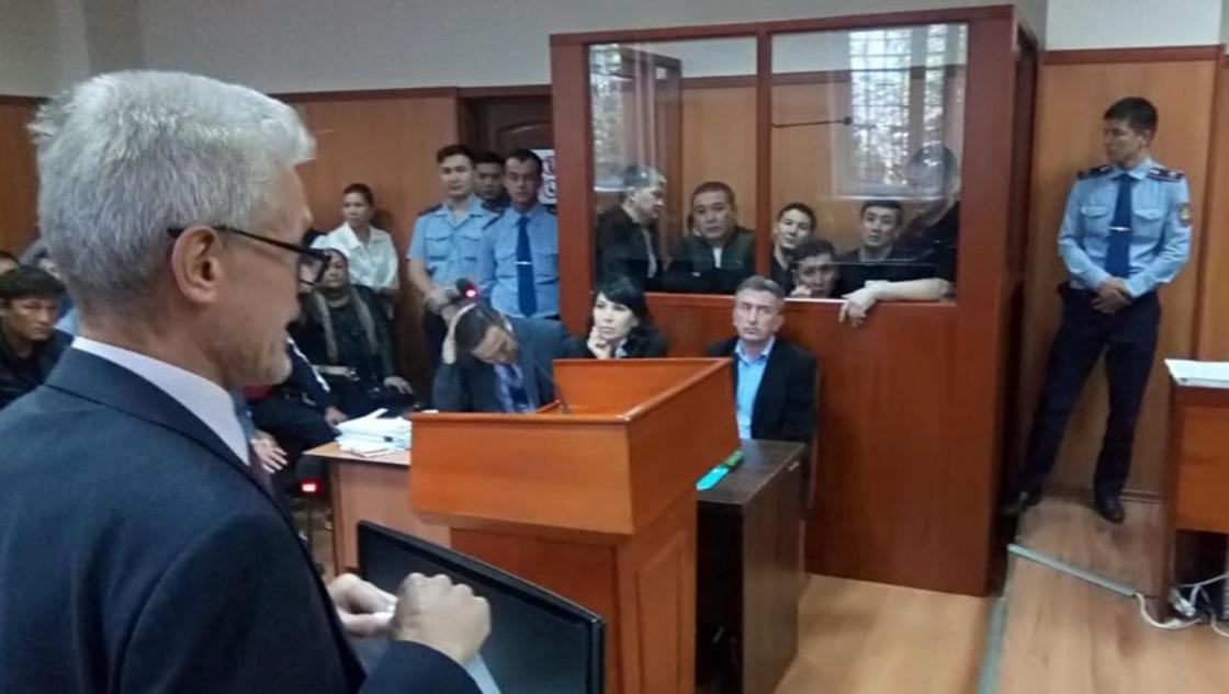 Следствие по делу экс-депутата парламента Крыгызстана возобновил суд Алматы