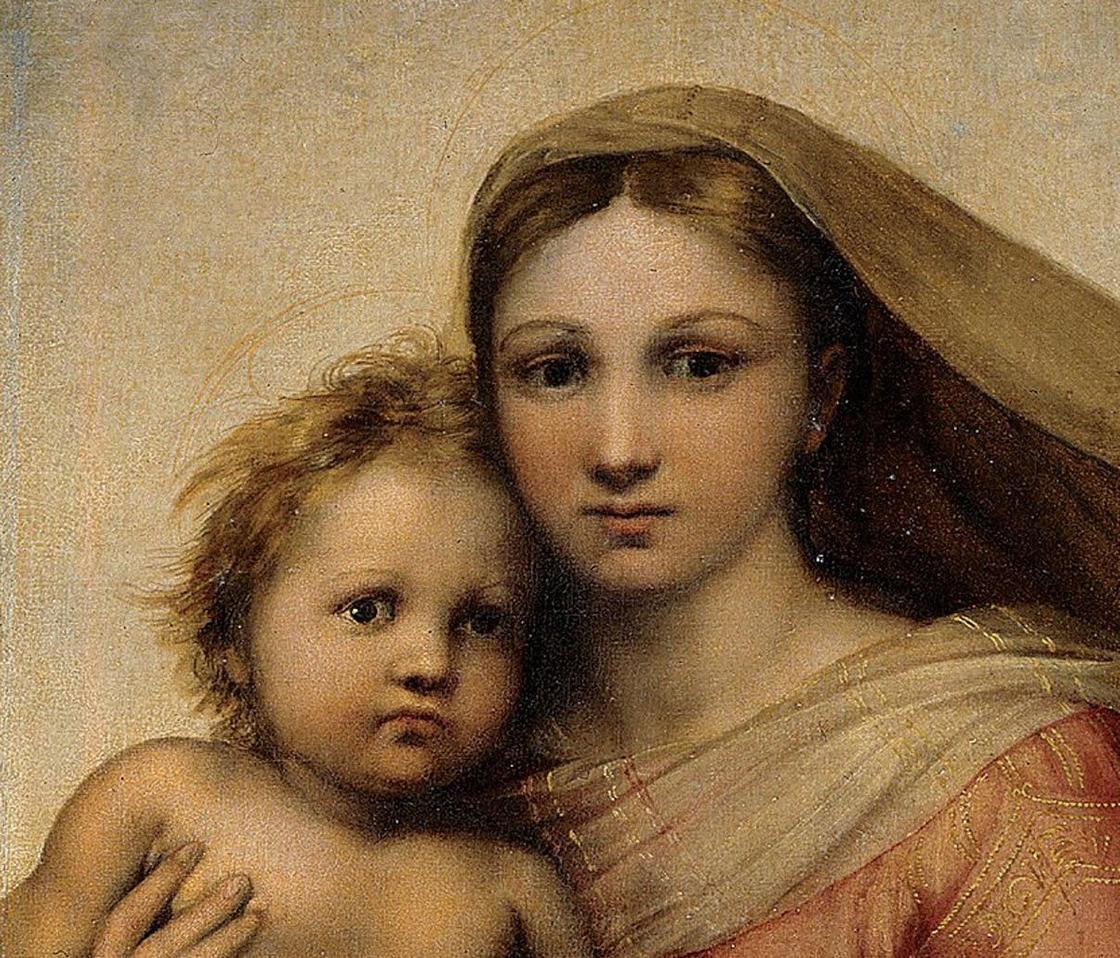 «Сикстинская Мадонна» — шедевр Возрождения: символы, зашифрованные в картине