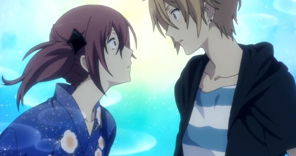 Кадр из аниме «Повторная жизнь»