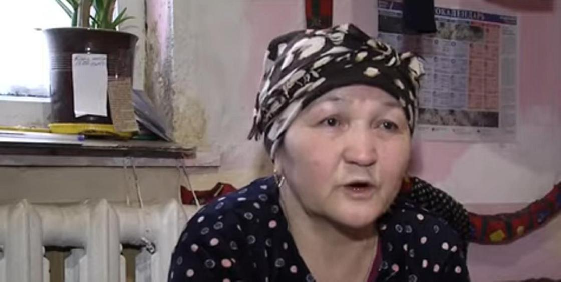 Работавшая всю жизнь казахстанка выживает на пенсию в 20 тысяч тенге: не хватает даже на еду
