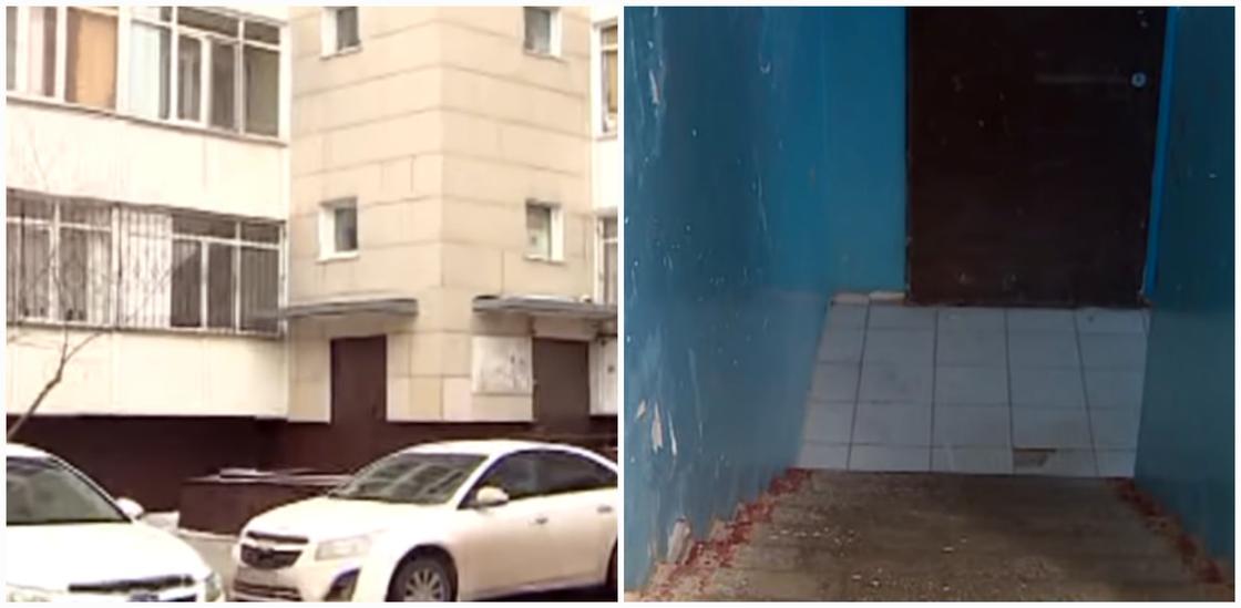 Педофил напал на 13-летнюю школьницу в подъезде дома в центре Астаны