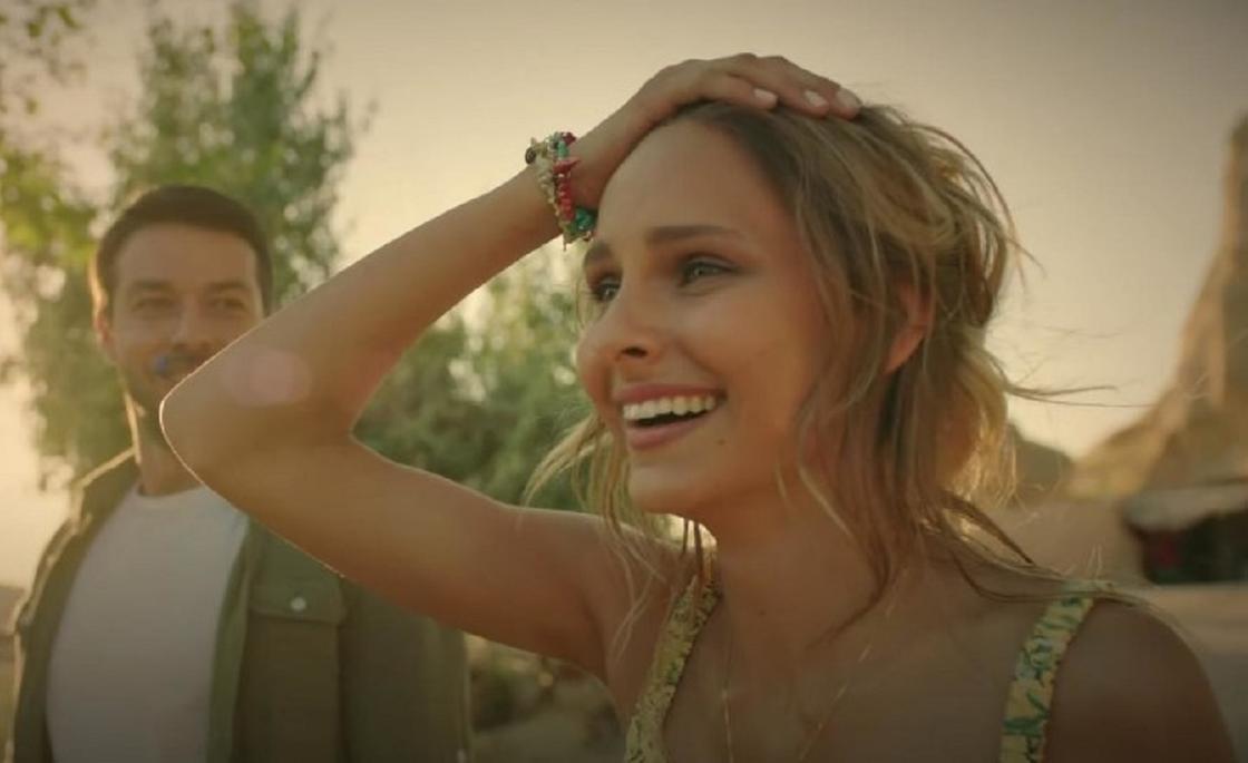 Кадр из сериала «Мария и Мустафа»