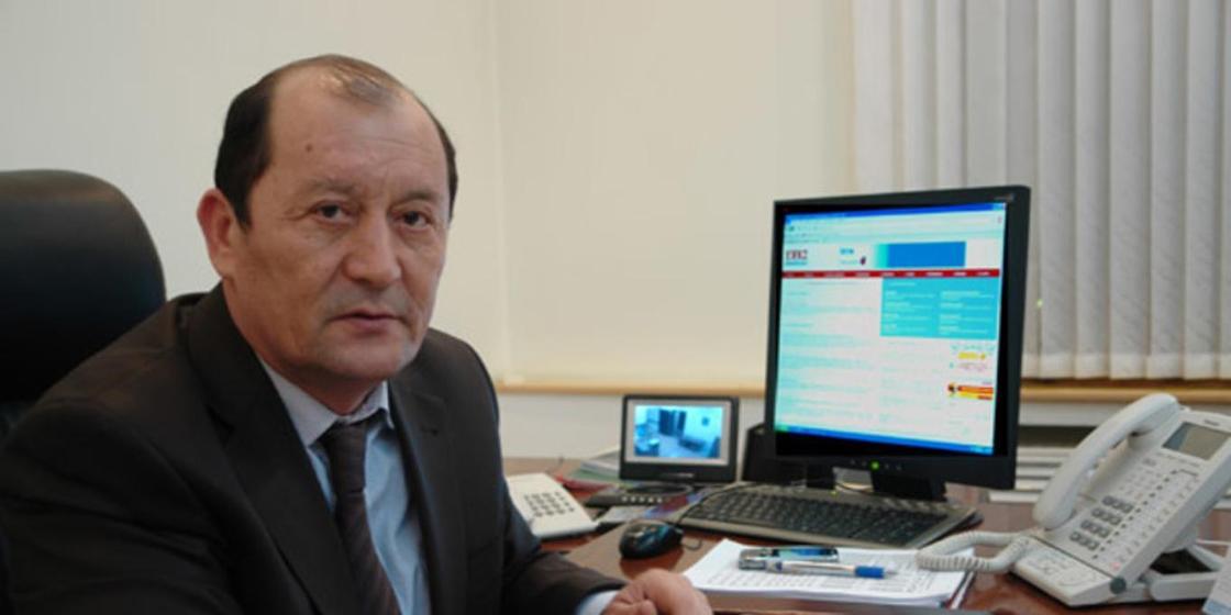 Ауылшаруашылығы министрлігінің су ресурстары комитетінің басшысы қызметінен босатылды
