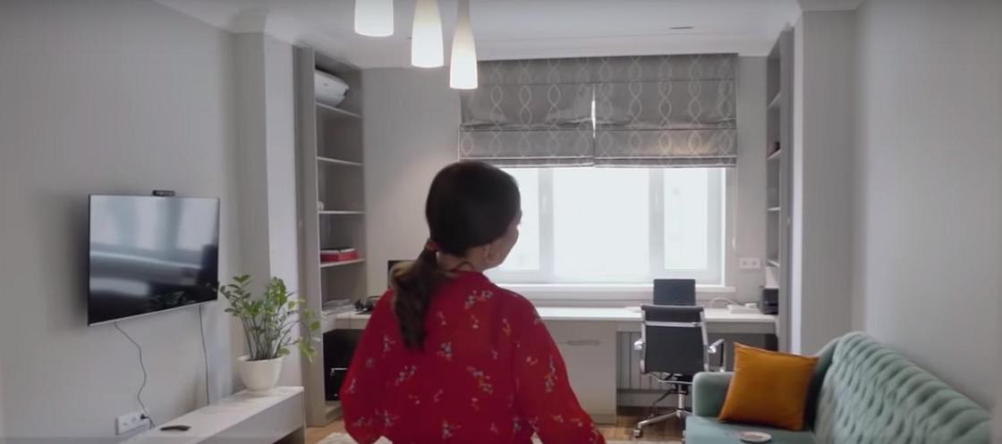 Ләйлә Сұлтанқызы. Фото: Видеодан кадр