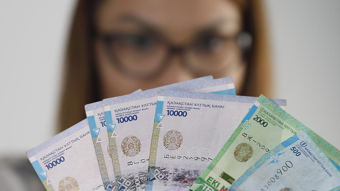 Как самозанятые казахстанцы могут подать заявку на получение 42 500 тенге