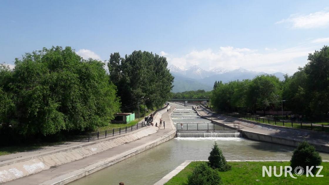 Погода в Алматы на 12 июня