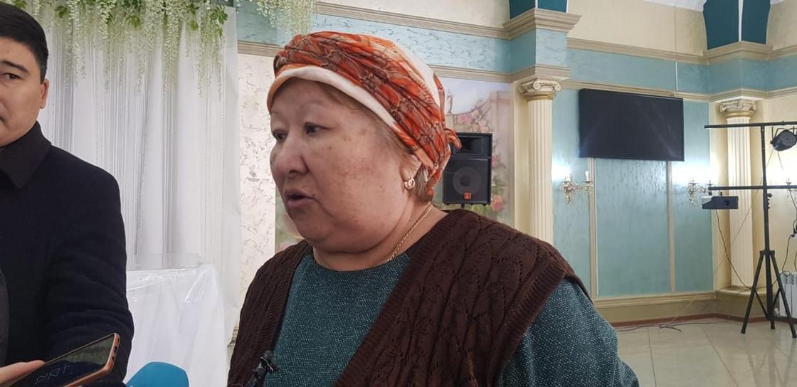 Бақытылы Елекешова. Фото: NUR.KZ