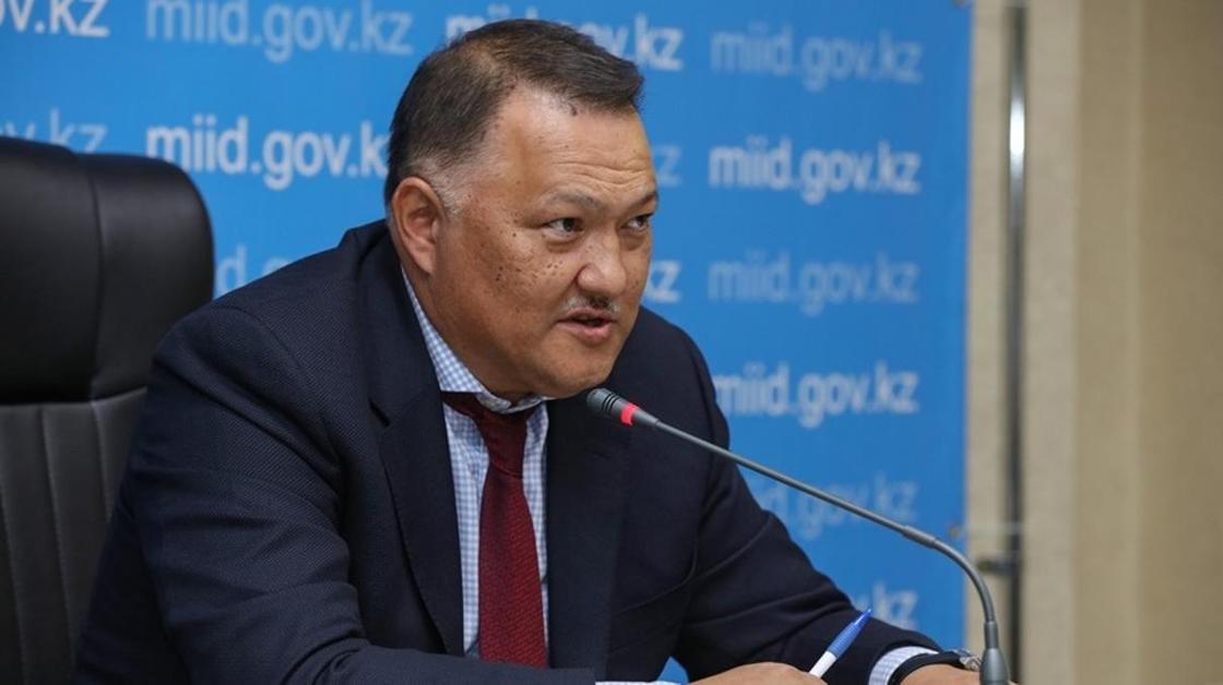 Нұрлан Жұмасултанов. Фото: miid.gov.kz