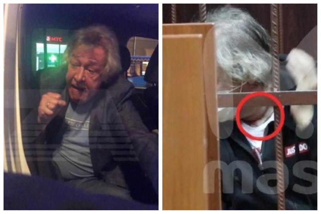 БАҚ: Жол апатына түскен Ефремов өз-өзіне қол жұмсады