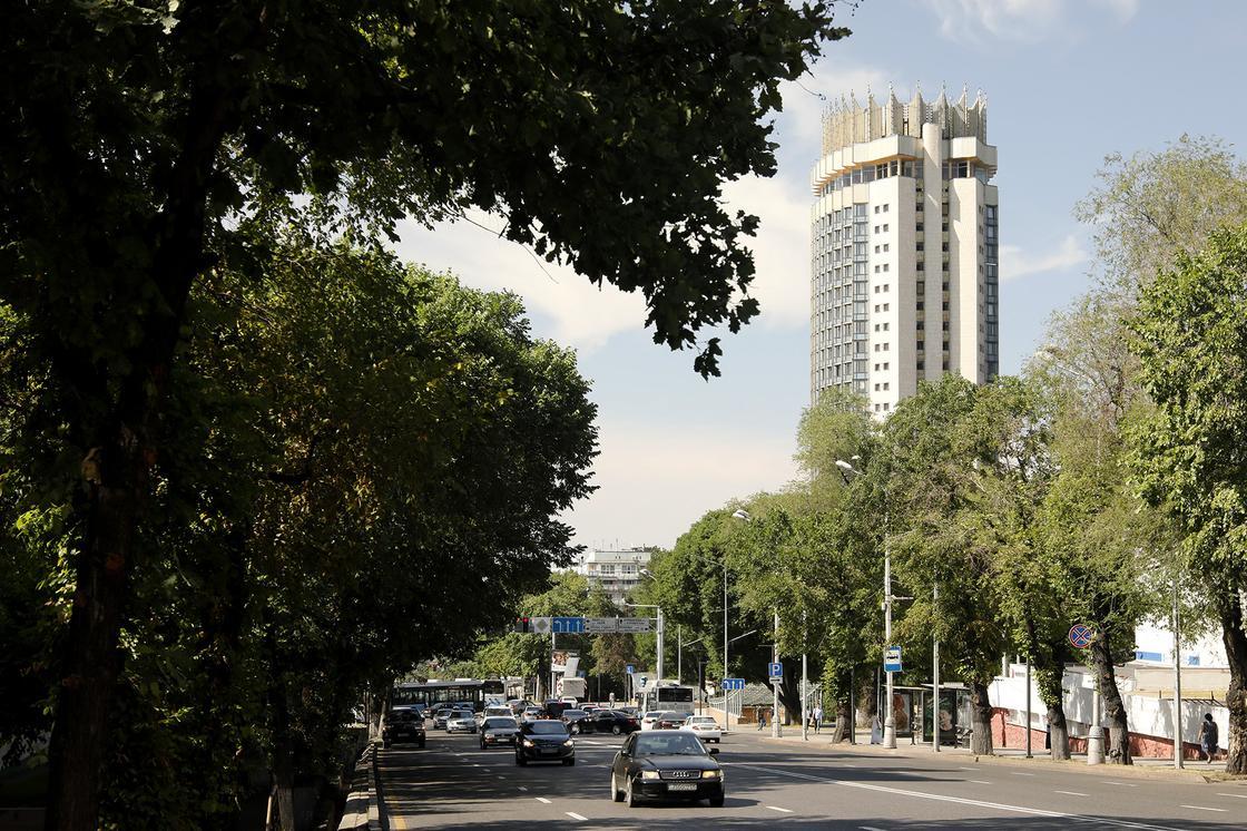 Алматы. Фото: NUR.KZ/Петр Карандашов