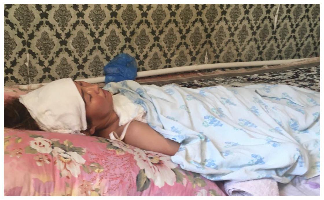 Соңғы сәтке дейін Гаухар дәрігерлердің көмегін күтті, фото: Uralskweek.kz