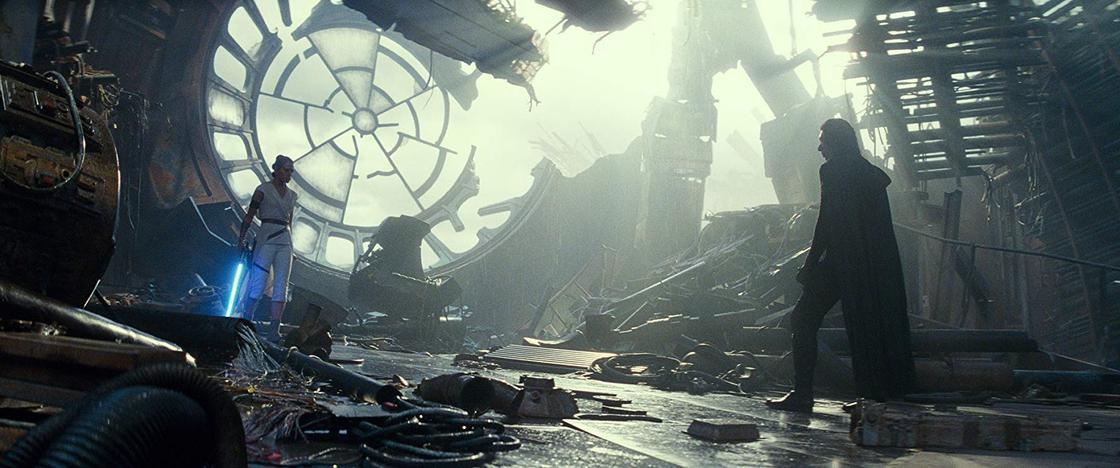 «Звездные войны: Скайуокер. Восход»: Адам Драйвер и Дейзи Ридли