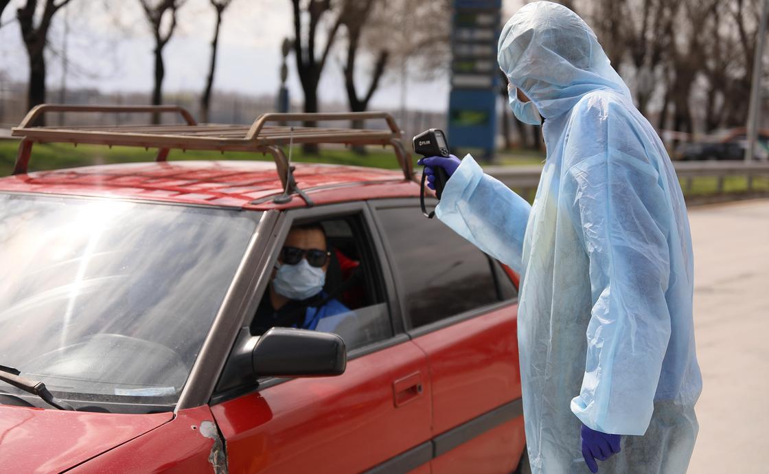 Қазақстанда коронавирус жұқтырғандар саны 19 мыңнан асты